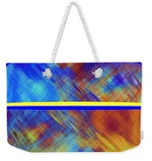 Abstract Fusion 173 Weekender Tote Bag