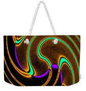 Abstract Fusion 174 Weekender Tote Bag