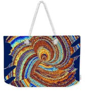 Abstract Fusion 176 Weekender Tote Bag