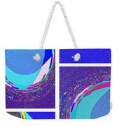 Abstract Fusion 178 Weekender Tote Bag