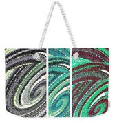 Abstract Fusion 180 Weekender Tote Bag