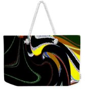 Abstract Fusion 183 Weekender Tote Bag