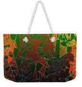 Abstract Fusion 193 Weekender Tote Bag