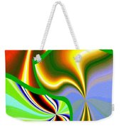 Abstract Fusion 200 Weekender Tote Bag