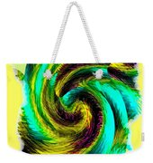 Abstract Fusion 201 Weekender Tote Bag
