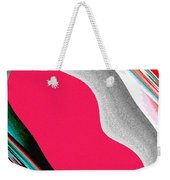 Abstract Fusion 208 Weekender Tote Bag