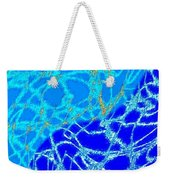 Abstract Fusion 224 Weekender Tote Bag