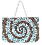 Abstract Fusion 231 Weekender Tote Bag by Will Borden