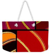 Abstract Fusion 232 Weekender Tote Bag