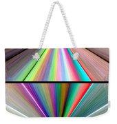 Abstract Fusion 242 Weekender Tote Bag