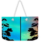 Abstract Fusion 243 Weekender Tote Bag