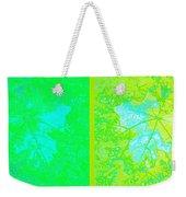 Abstract Fusion 249 Weekender Tote Bag