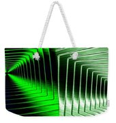 Abstract Fusion 253 Weekender Tote Bag