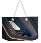 Abstract Future Weekender Tote Bag