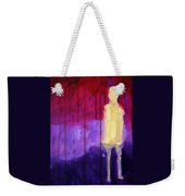 Abstract Ghost Figure No. 3 Weekender Tote Bag
