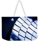 Abstract Glass Weekender Tote Bag