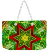Abstract Glories Weekender Tote Bag