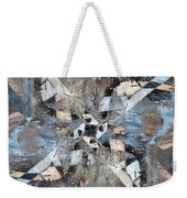 Abstract Graffiti 6 Weekender Tote Bag