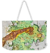 Abstract Grunge Weekender Tote Bag