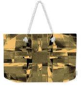 Abstract Halftone  Weekender Tote Bag