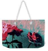 Abstract Hdr Roses Weekender Tote Bag