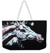 Abstract Horse Weekender Tote Bag