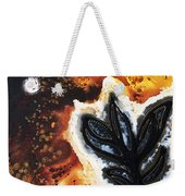 Abstract Landscape Art - New Growth - By Sharon Cummings Weekender Tote Bag