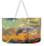 Abstract Landscape II Weekender Tote Bag
