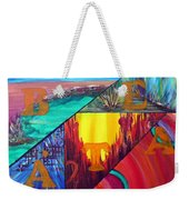 Abstract Landscapes Weekender Tote Bag