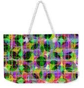 Abstract Lines 17 Weekender Tote Bag
