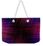Abstract Lines 3 Weekender Tote Bag