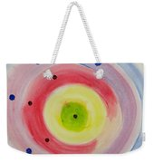 Abstract Matter Weekender Tote Bag