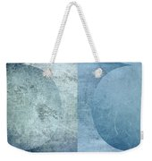 Abstract Metal 2 Weekender Tote Bag