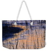 Abstract Nature At Sunset Weekender Tote Bag