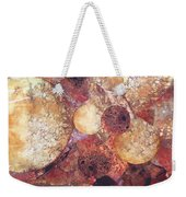 Abstract Naturescape Weekender Tote Bag