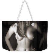 Abstract Nude Woman 7 Weekender Tote Bag