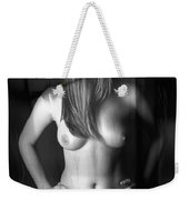 Abstract Nude Woman 8 Weekender Tote Bag