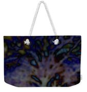 Abstract Of A Tree Weekender Tote Bag