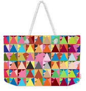 Abstract Of Colors  Weekender Tote Bag
