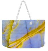 Abstract Of Picasso Jasper Weekender Tote Bag