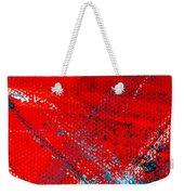 Abstract Original Artwork One Hundred Phoenixes Untitled Number Five Weekender Tote Bag