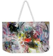 Abstract Painting Colourful Art Weekender Tote Bag