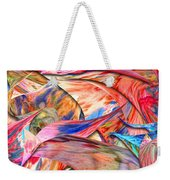 Abstract - Paper - Origami Weekender Tote Bag