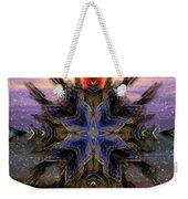 Abstract Perception Weekender Tote Bag