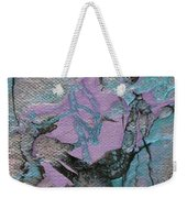Abstract Pour 3 Weekender Tote Bag
