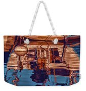 Abstract Reflections Weekender Tote Bag