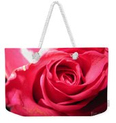 Abstract Rose 4 Weekender Tote Bag