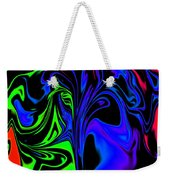 Abstract Series 5 Number 2 Weekender Tote Bag