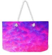 Abstract Sky Weekender Tote Bag