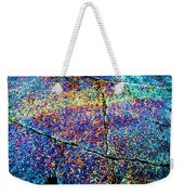 Abstract Stone Weekender Tote Bag